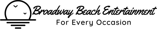 Broadway Beach Entertainment Live Talent Agency Logo