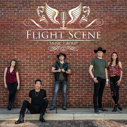 Flight Scene Country A Cappella Album Cover