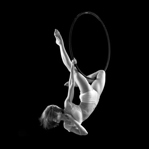 Nicole Sirdoreus Aerial Dancer