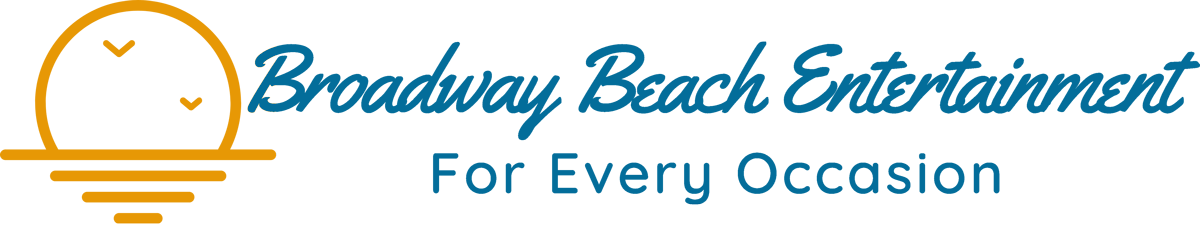 Broadway Beach Entertainment Beach Logo